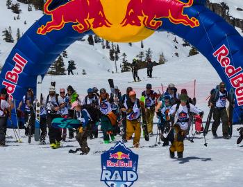 Red Bull Raid Squaw Valley