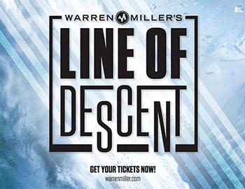 Warren Miller Line of Descent | Lake Tahoe