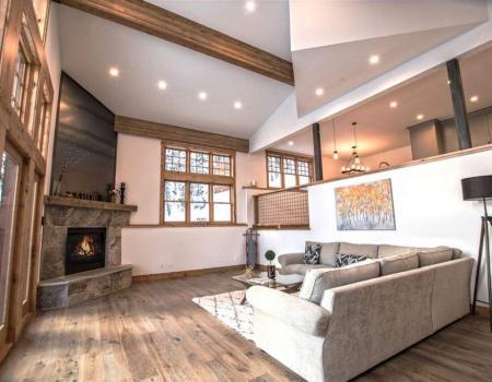 luxury alpine meadows rental home with views