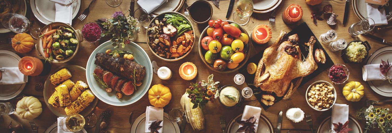 Thanksgiving Dinner in Tahoe 2017