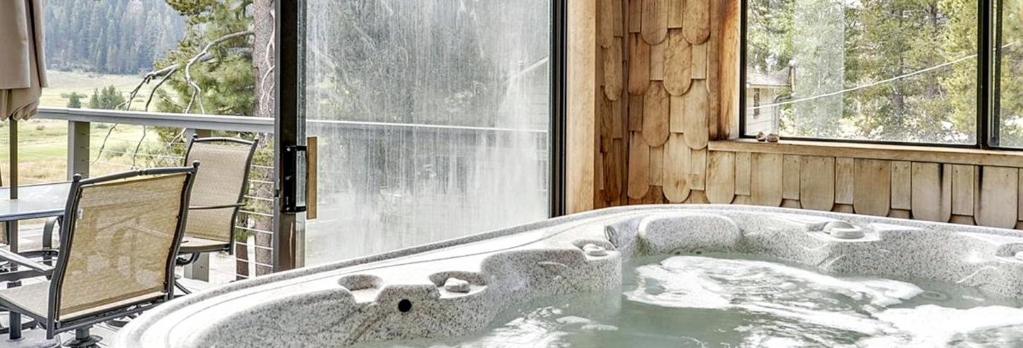 Tahoe Vacation Rentals with Hot Tubs