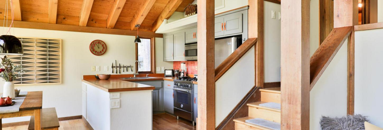 Heath Ceramics Vacation Rental