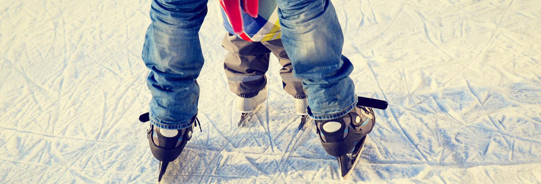 Lake Tahoe Ice Skating