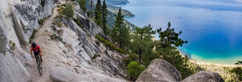 Mountain Biking Tahoe