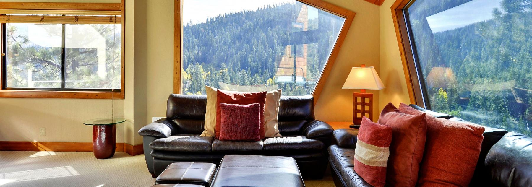 Alpine Meadows Living Room