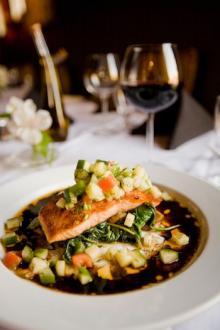 Romantic Weekend in Tahoe | Italian Dinner
