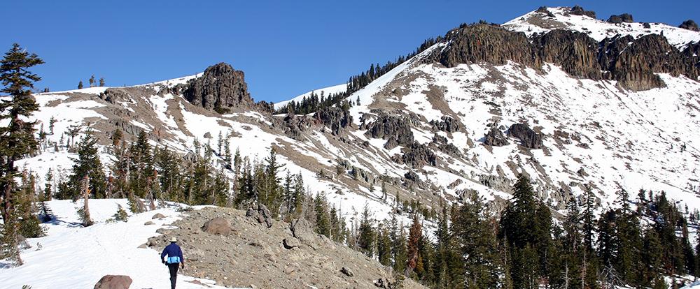 Lake Tahoe Hiking Castle Peak