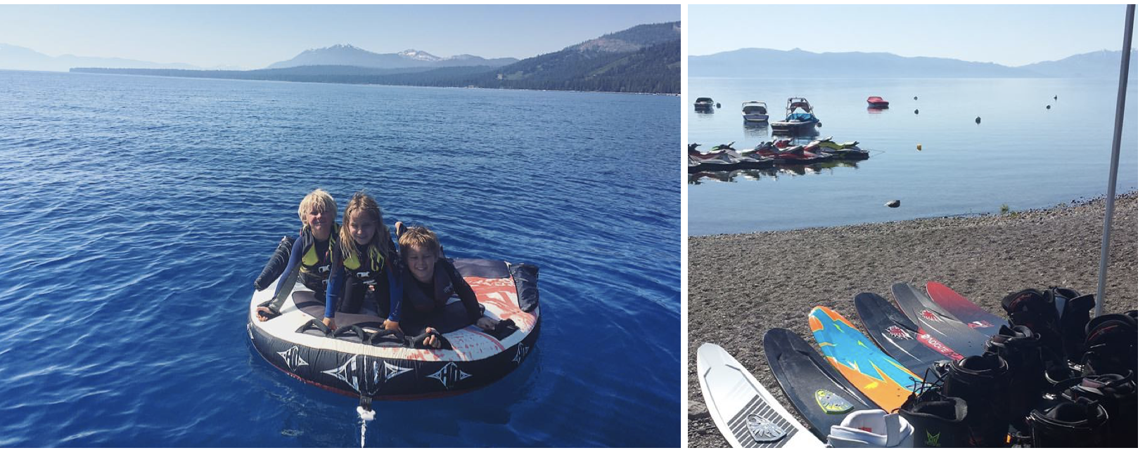 high sierra water ski school