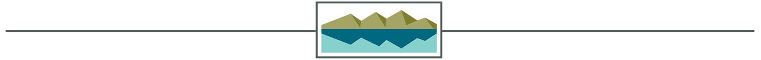 Divider with Tahoe Vacation Rentals Icon